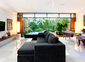 Location image ubud green resort
