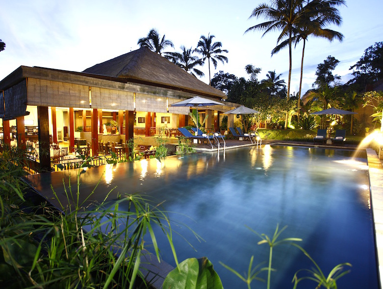 Seminyak the best of bali in one location for Garden pool villa ubud village resort