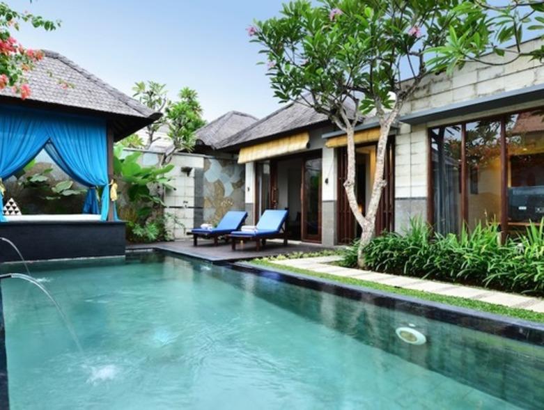 The khayangan dream villas seminyak 2